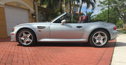 1998 BMW Z3M Roadster Convertible 2-Door