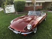 1969 Jaguar E-Type XKE Roadster