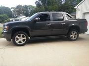 2011 Chevrolet Avalanche LT-1 Crew Cab Pickup 4-Door