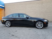 2014 BMW 5-Series luxury